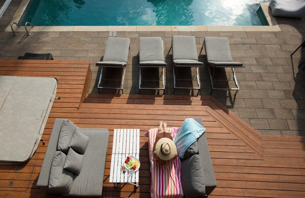 nettoyer terrasse bois composite
